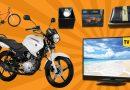 Festa do Servidor sorteará Moto, TV, Bicicleta, Relógio, Carteira e Jogo de Panela