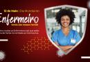 Enfermeiro | Parabenizamos os verdadeiros heróis na linha de frente contra a pandemia