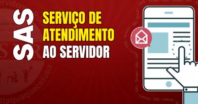 Sinseri lança o SAS – Serviço de Atendimento ao Servidor. Entenda como funciona!