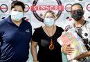 Sinseri recebe doação de cestas de alimentos da Plena e inicia distribuição